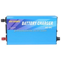 48V 10A AC to DC Battery Charger