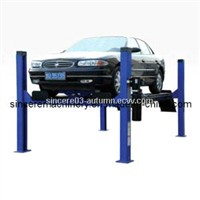 4.5t Hydraulic Four Post Car Alignment Lift (4SL3142L/A)