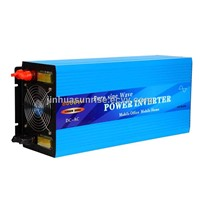 6000W DC to AC Pure Sine Wave Power Inverter