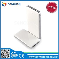 6000mAh li-polymer Ultra Slim Power Bank