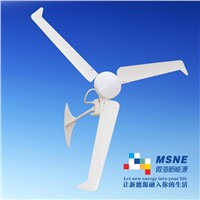600W Wind Turbine, High-performance Blades, 20dB Lower Noise Level
