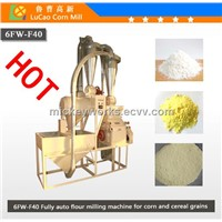 6FW-F40 wheat flour milling machine