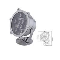6W  LED under-ground lamp