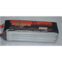 70c 18.5v helicopter 3500mah rc lipo battery packs