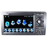 7''Car DVD(DVB-optional)special for AUDI 3 (2003-2010) with original UI