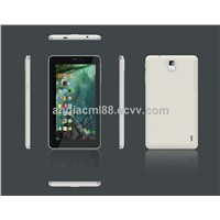7 inch MTK 6572 Dual-Core 3G tablet pc with Samsung Note 3 shell model