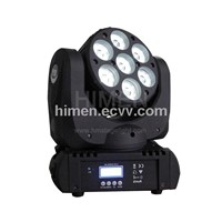 7x12W Quad LED Moving Head Beam Light, LED Stage Lighting (LB7)