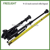 9-13 inch Harris Style Swivel Bipod Tactical Adjustable Pivot Spring Hunting bipods