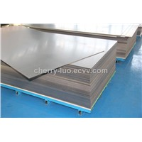 ASTM B265 pickling surface Gr2  titanium sheet price per kg for sale