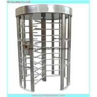 Access Security Parking System Full Height Turnstile RS 997