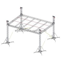 Aluminum Square Aluminum Trussing Lighting