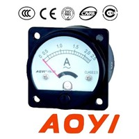 Analog Current Panel Meter47X47 current meter