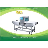 Auto-conveying Metal Detector for Food Processing Industry