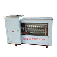 Bakery dough divider and rounder machine