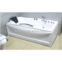 Bath accessories jacuzzi spa tub with ABS board