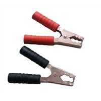 Battery clamp alligator clip, various sizes and designs are available