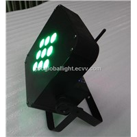 Battery wireless LED Plat Par/stage lights/led lighting