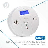 Best selling LCD display carbon monoxide detector LYD-806