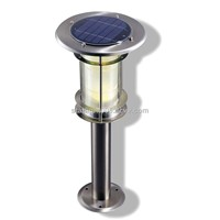CE/GS solar garden light