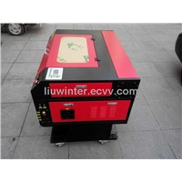 CNC laser engraving cutting engraver cutter machine for plastic (HQ7050)