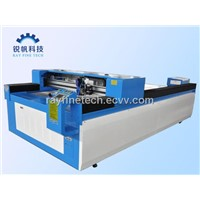 CO2 laser metal and nonmetal Cutting Machine