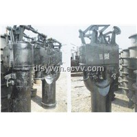 COKE OVEN WASTE GAS VALVE