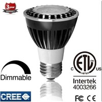 CREE Project Type Fully Dimmable PAR20 LED light