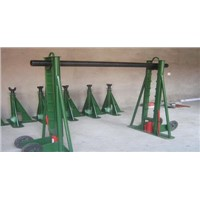 Cable Drum Lifter Stands,Cable Drum Lifting Jacks