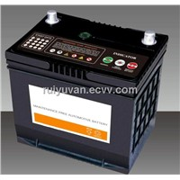 Car Starter Battery -----54519-DIN55-SMF-----12V-55ah