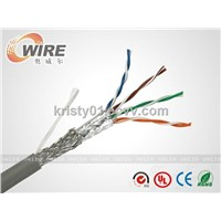 Cat 5e FTP/SFTP Communication Cable