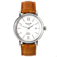 ChenS Men's PBS.M005.01 Polor Day&Night Series Quartz Calf Strap Watch