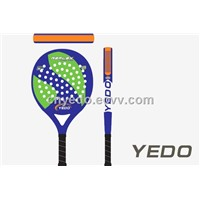 China 2014 new OEM glass fiber graphite Padel Racket,paddle tennis rackets