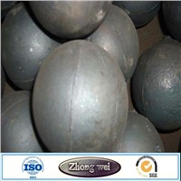 China manufacturer forged steel grinding ball dia20-150mm
