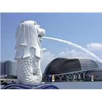 China to singapore by airdoor to door service RMB19/KG(3days) by sea:RMB600/KG(about 10days)