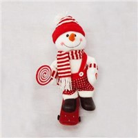 Christmas Craft Snowman, Ideal for Christmas Decoration and Gifts