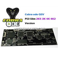 Cobra ODE QSV New Version VER 5.10B Optical Drive Emulator For PS3 Slim 2K5 3K 4K and 4K2