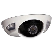 Color Ultrathin IR Dome Camera