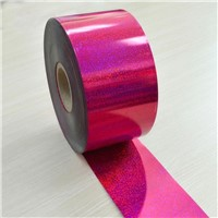 Colorful Holographic Film