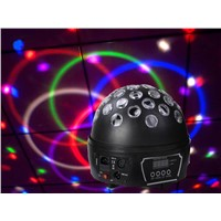 Colorful Mini LED Stage Light Crystal Magic Ball Effect light DMX 512 Sound-activated Pannel