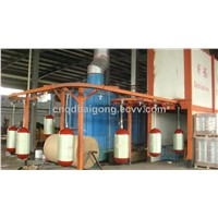 Compressed Natural Gas Steel Cylinder for Vehicle Type 2
