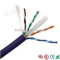 Copper Wire CAT6 UTP LAN Cable