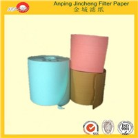 Corrugated Air Filter Paper In Rolls
