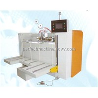 Corrugated cartons binding machine