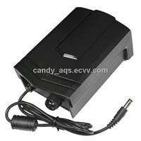 DC12v 1Amp rainproof power adapter for cctv camera