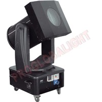 DMX Moving head discolor searchlight