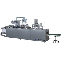 DPZ-420 Semi-automatic blister card packing machine