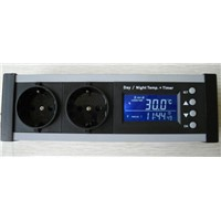 Day/Night Temp. + Timer Thermostat DNT-200