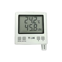 Digital Thermometer, humidity and temperature meter