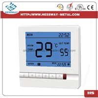 Dual Temperature Control 7 Day Programmable Thermostats (HS-D/M806B)