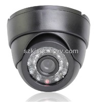 Easy Installation DC12V IR Dome CCTV Camera 1/4CMOS 1/3SONY CCD 420TVL/700TVL 3.6/6mm Lens